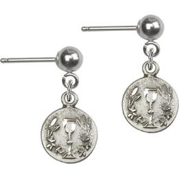 Communion Chalice<br>E2515BP - 3/8 x 1/4<br>Earring