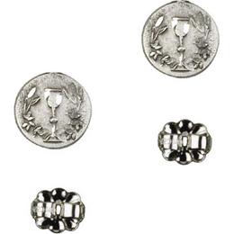 Communion Chalice<br>E2515P - 3/8 x 1/4<br>Earring