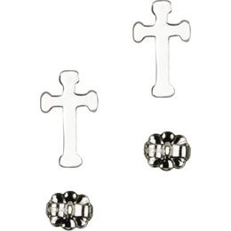 Cross<br>E2522P - 1/2 x 1/4<br>Earring