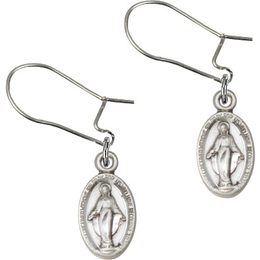 Miraculous<br>E4121MD - 1/2 x 1/4<br>Earring