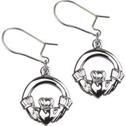 Claddagh<br>E4138D - 5/8 x 1/2<br>Earring