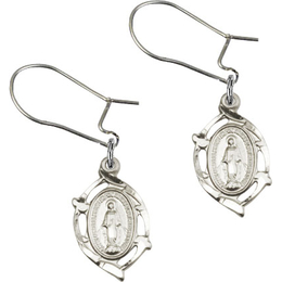 Miraculous<br>E4152MD - 5/8 x 3/8<br>Earring