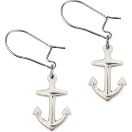 Anchor Charm<br>E4158AD - 1 1/8 x 1 5/8<br>Earring