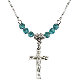 N01-0001 - Crucifix Bracelet<br>Available in 12 Colors