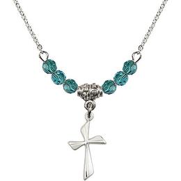 N01-0016Y - Cross Bracelet<br>Available in 12 Colors