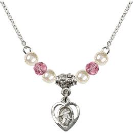 N03 / Faux Pearl Beads<br>5407 - Guardian Angel