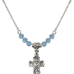 N20 Birthstone Necklace<br>5-Way / Chalice<br>Available in 15 Colors