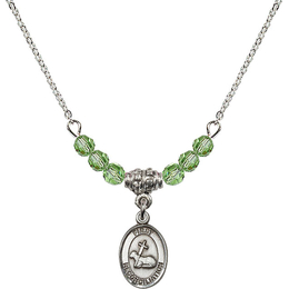 N20 Birthstone Necklace<br>First Reconciliation<br>Available in 15 Colors