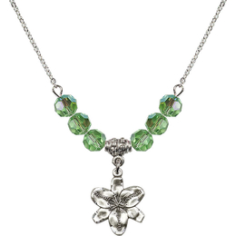 N30 Birthstone Necklace<br>Chastity<br>Available in 15 Colors