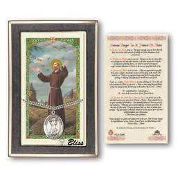 St Francis of Assisi<br>PC7036