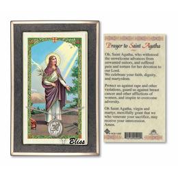 St Agatha<br>PC8003