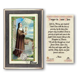 St Clare of Assisi<br>PC8028