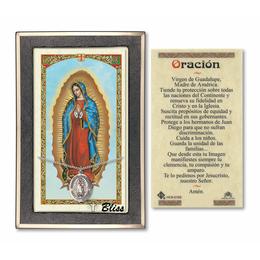 Virgen de Guadalupe<br>PC8206SP-016S