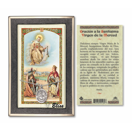 Virgen de la Merce<br>PC8289SP-052S