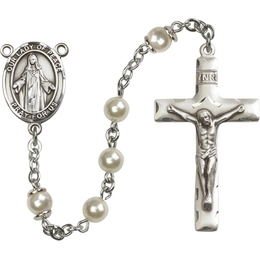R5816 Series Rosary<br>Available in 2 Colors
