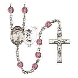 R6000 Series Rosary<br>St. Christopher/Golf<br>Available in 12 Colors