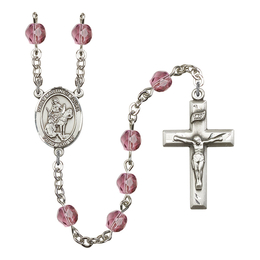 R6000 Series Rosary<br>St. Martin of Tours<br>Available in 12 Colors
