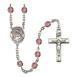 R6000 Series Rosary<br>Virgen del Carmen<br>Available in 12 Colors