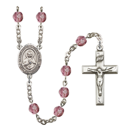 R6000 Series Rosary<br>Corazon Inmaculado de Maria<br>Available in 12 Colors