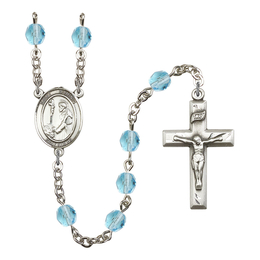 R6000 Series Rosary<br>St. Dominic de Guzman<br>Available in 12 Colors
