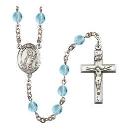 R6000 Series Rosary<br>St. Lucia of Syracuse<br>Available in 12 Colors