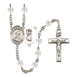 R6000 Series Rosary<br>St. Christopher/Soccer<br>Available in 12 Colors