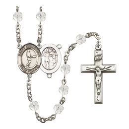 R6000 Series Rosary<br>St. Sebastian/Tennis<br>Available in 12 Colors