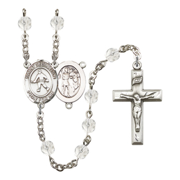 R6000 Series Rosary<br>St. Sebastian/Field Hockey<br>Available in 12 Colors