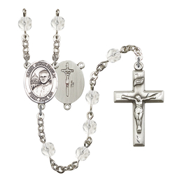 R6000 Series Rosary<br>St. John Paul II<br>Available in 12 Colors