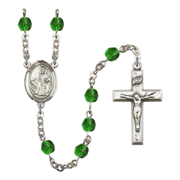 R6000 Series Rosary<br>St. Dymphna<br>Available in 12 Colors