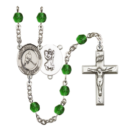 R6000 Series Rosary<br>St. Christopher/Ice Hockey<br>Available in 12 Colors