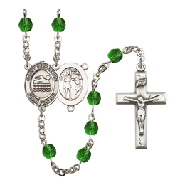R6000 Series Rosary<br>St. Sebastian/Swimming<br>Available in 12 Colors