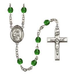 R6000 Series Rosary<br>St. Isaac Jogues<br>Available in 12 Colors