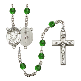 R6000 Series Rosary<br>Pope Emeritace Benedict XVI<br>Available in 12 Colors