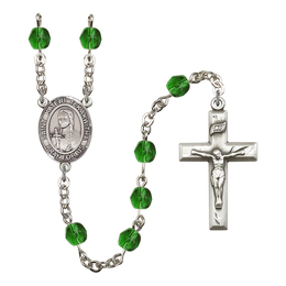 R6000 Series Rosary<br>St. Kateri Tekakwitha<br>Available in 12 Colors