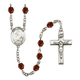R6000 Series Rosary<br>St. Charles Borromeo<br>Available in 12 Colors
