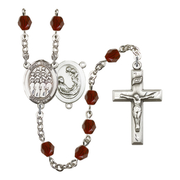 R6000 Series Rosary<br>St. Cecilia / Choir<br>Available in 12 Colors