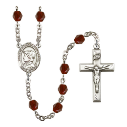 R6000 Series Rosary<br>St. Elizabeth Ann Seton<br>Available in 12 Colors