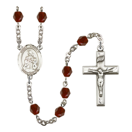 R6000 Series Rosary<br>St. Angela Merici<br>Available in 12 Colors