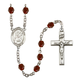 R6000 Series Rosary<br>St. Frances of Rome<br>Available in 12 Colors