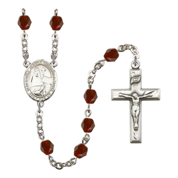 R6000 Series Rosary<br>St. Jeanne Chezard de Matel<br>Available in 12 Colors