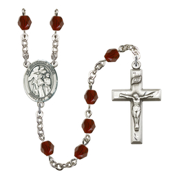 R6000 Series Rosary<br>Guardian Angel w/Children<br>Available in 12 Colors