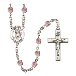R6000 Series Rosary<br>Pope Pius V<br>Available in 12 Colors