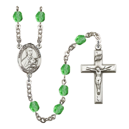 R6000 Series Rosary<br>St. Gemma Galgani<br>Available in 12 Colors