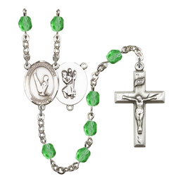 R6000 Series Rosary<br>St. Christopher/Gymnastics<br>Available in 12 Colors