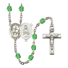 R6000 Series Rosary<br>St. Kateri/Equestrian<br>Available in 12 Colors
