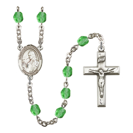 R6000 Series Rosary<br>St. Finnian of Clonard<br>Available in 12 Colors