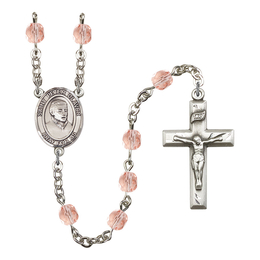 R6000 Series Rosary<br>St. Peter Claver<br>Available in 12 Colors