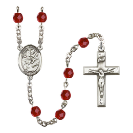 R6000 Series Rosary<br>St. Anthony of Padua<br>Available in 12 Colors