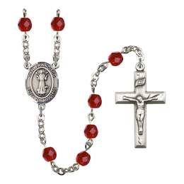R6000 Series Rosary<br>San Francis<br>Available in 12 Colors